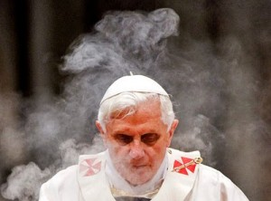 Pope+Benedict+-+incense