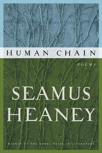 Seamus Heaney human chain