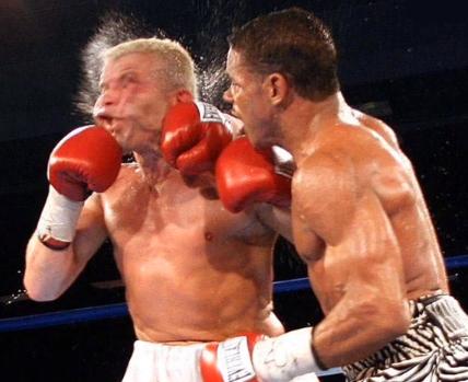 You take a K-O like a Knock Out ...