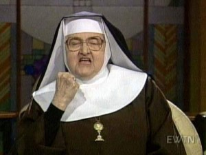 Mother Angelica God Bless Her