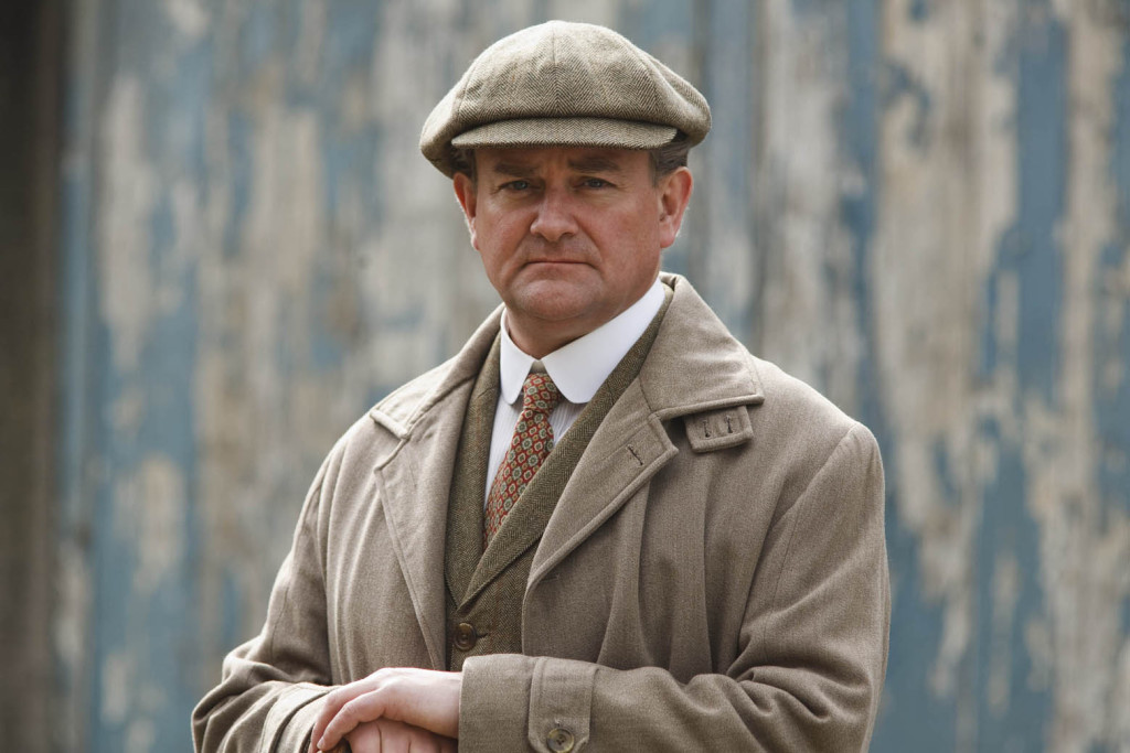 hugh bonneville downton abbey nov 2011
