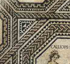 Calliope mosaic