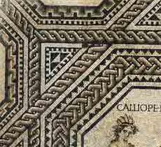 Calliope mosaic