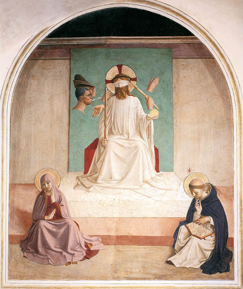 Cell 7 of the Convent of San Marcoby Blessed John of Fiesole, OP (Fra Angelico), 15th Century