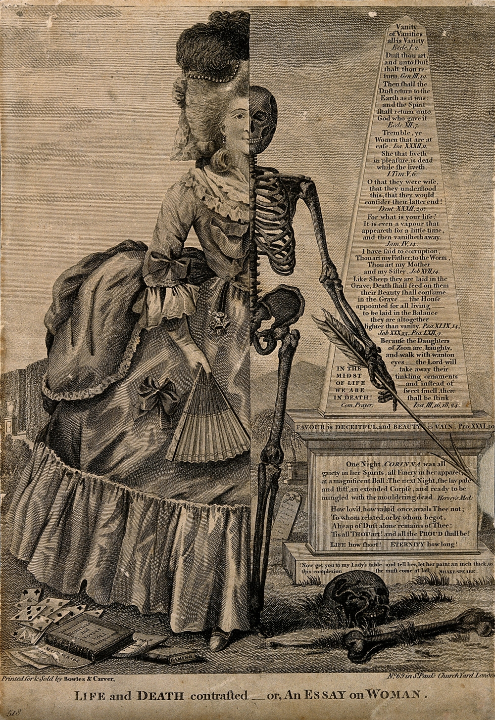 by Valentine Green (c. 1770); Wellcome Library via The Public Domain Review