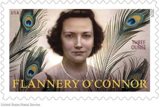 Flannery O'Connor and the divine stamp