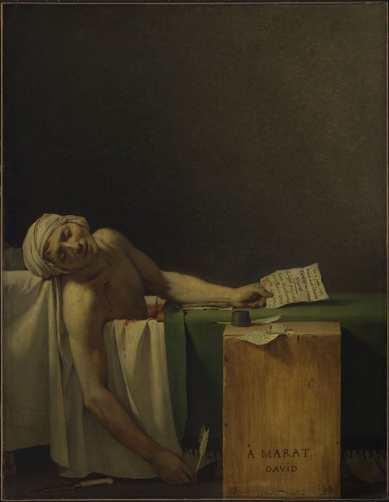 800px-Jacques-Louis_David_-_Marat_assassinated_-_Google_Art_Project