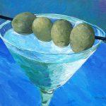Four-olive Martini: A Minor Drama, Last Call