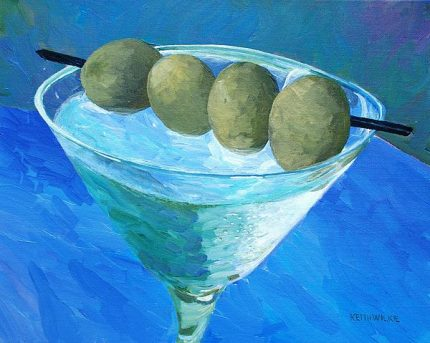 four-olive-martini-keith-wilkie